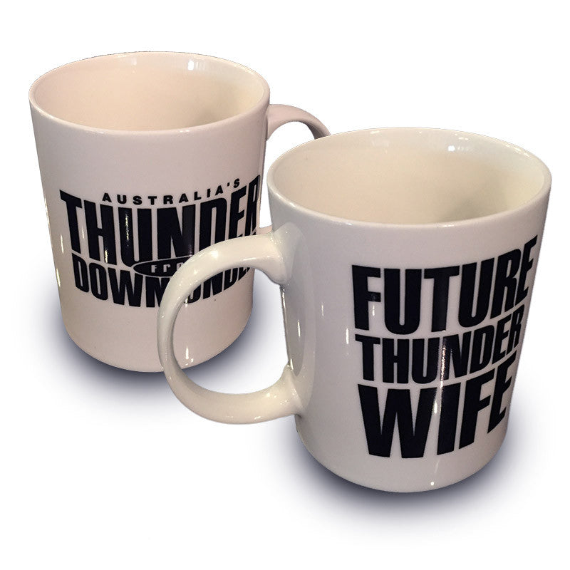 """Future Thunder Wife"" Coffee Mug"
