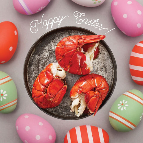 Easter Lobster Holiday