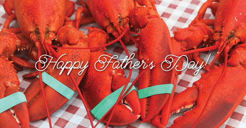 Fathers Day Lobster Holiday