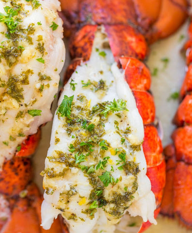 Maine Lobster Tail Recipe