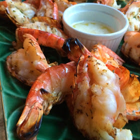 Butterflied Grilled Shrimp With Garlic Butter Recipe Crazy Lobster Shellfish Co