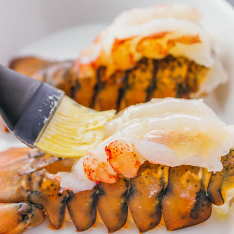 Marinated Lobster Tail