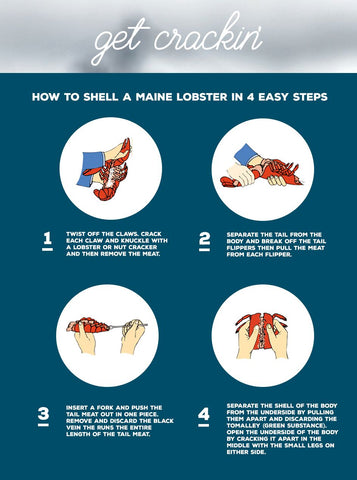 How to: Crack a Lobster