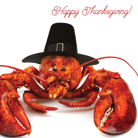Thanksgiving Lobster Holiday