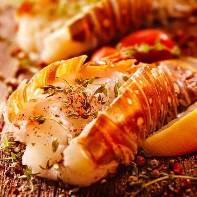 Caribbean Lobster Tails