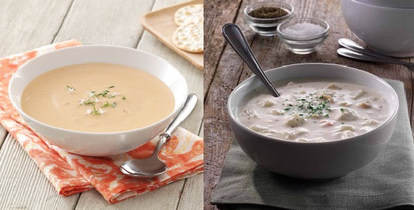 Chowder and Bisque Combo