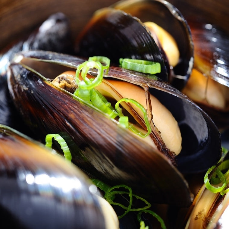 Maine Mussels