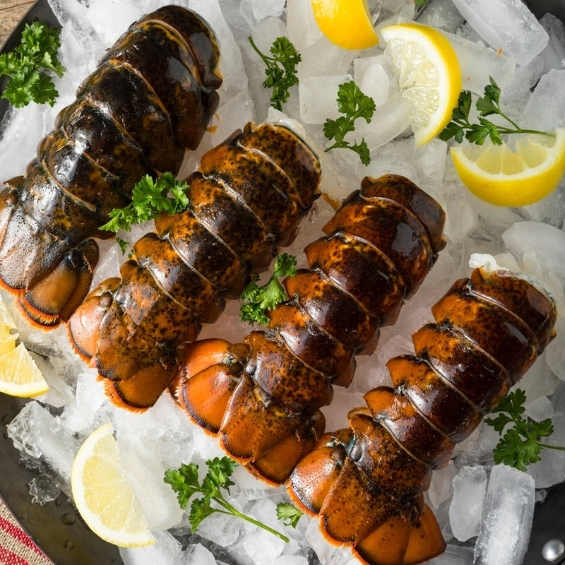 Lobster Tails Grill Pack