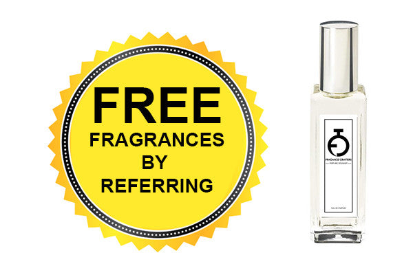 Free Fragrances with Fragance Crafters Perfumery  is just a few clicks away!