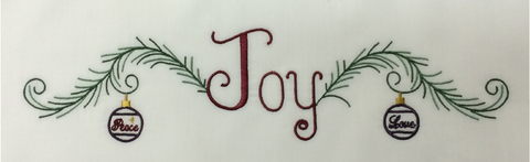 Joy Pillowcase Cuff