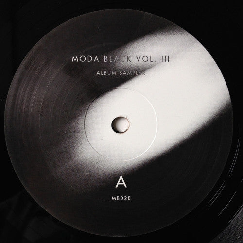 "Moda Black Vol. III - 12"" Sampler + WAVS"