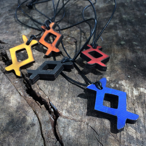 Lost Village Necklaces