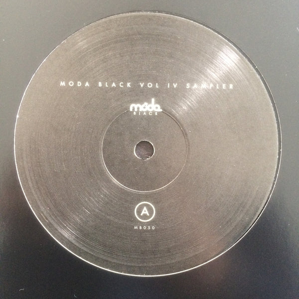 "Moda Black Vol IV 12"" Sampler + WAVS"