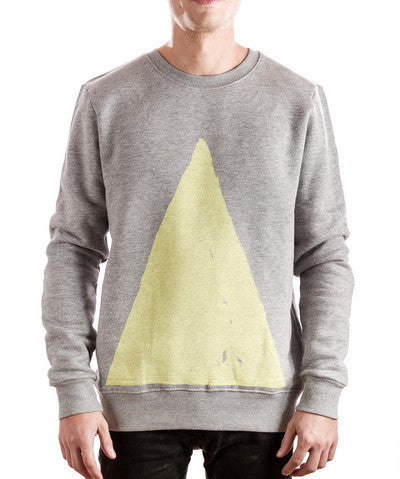 Moda Black: Triangle Sweat