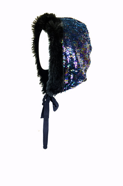 Fuud Sequin Hood (various colours)
