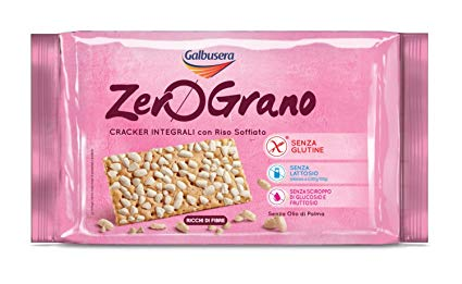 ZeroGrano Cracker integrali