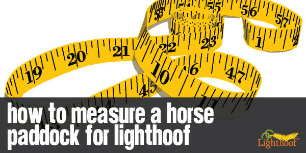 How to Measure for Lighthoof