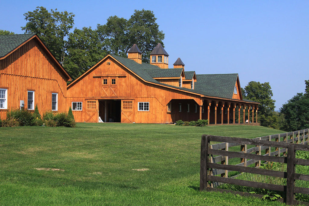 Projects for Spring: Get Your Barn Ready for Warmer Months