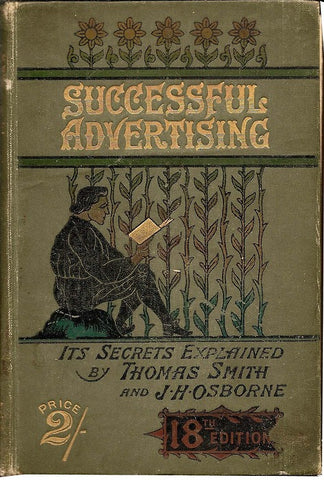 Successful Advertising Book Cover