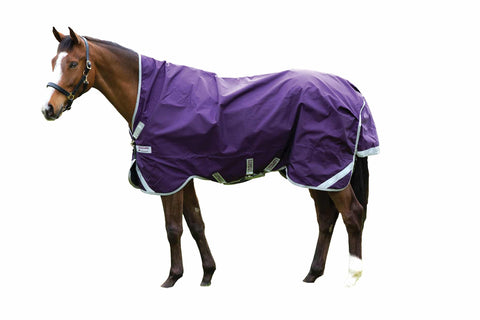 Rambo Wug Turnout Blanket in Purple