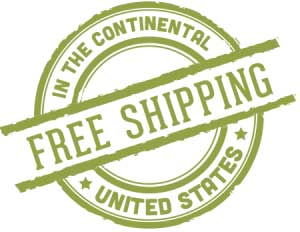 Lighthoof panels ship for FREE anywhere in the continental United States.