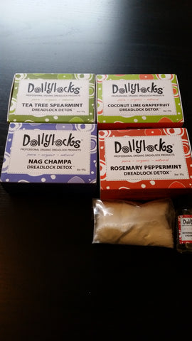 Dollylocks Detox Kits