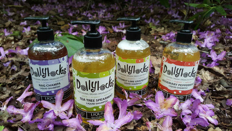 Dollylocks Back to Nature Shampoos