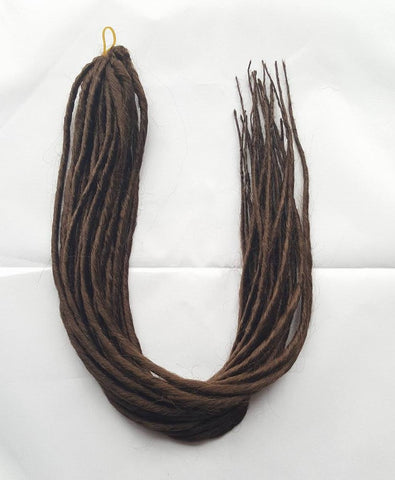 Elysee Star #10 Lighter Brown Dreadlocks