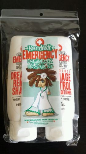 KNOTTY BOY - Emergency Dreadlocks Removal Kit 4oz