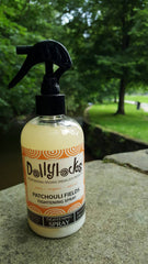 Dollylocks Tightening Spray - Patchouli Fields 8oz