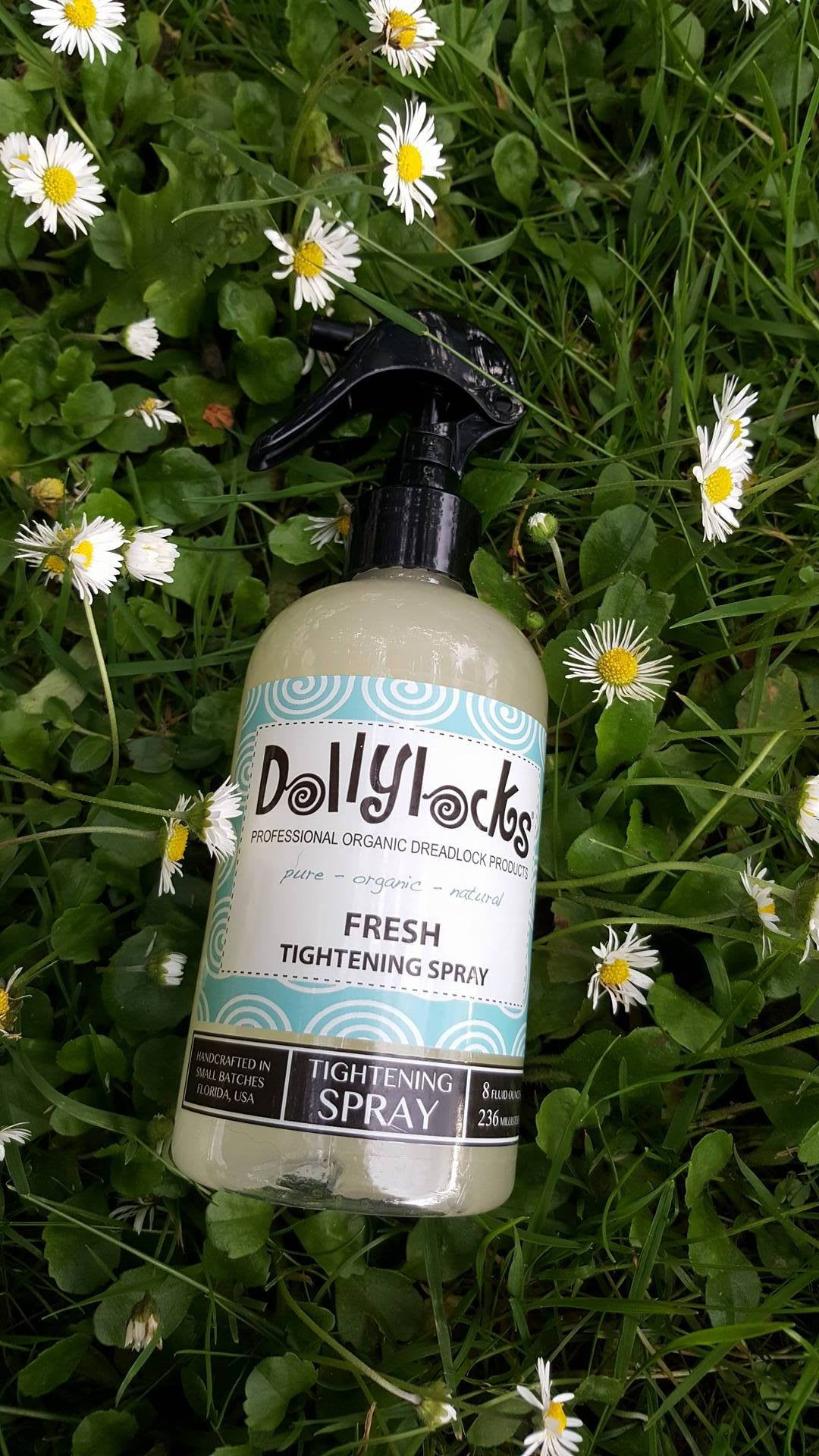 Dollylocks Tightening Spray - Fresh 8oz