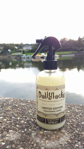 Dollylocks Tightening Spray Apple Chai