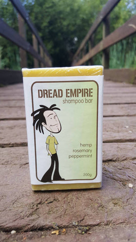 Dread Empire Shampoo Bar Shoot