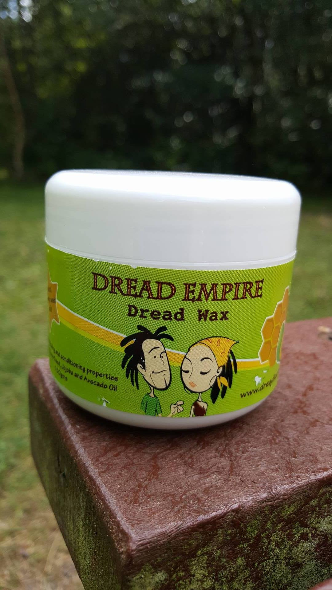 Dread Empire Dreadlocks Wax Shoot