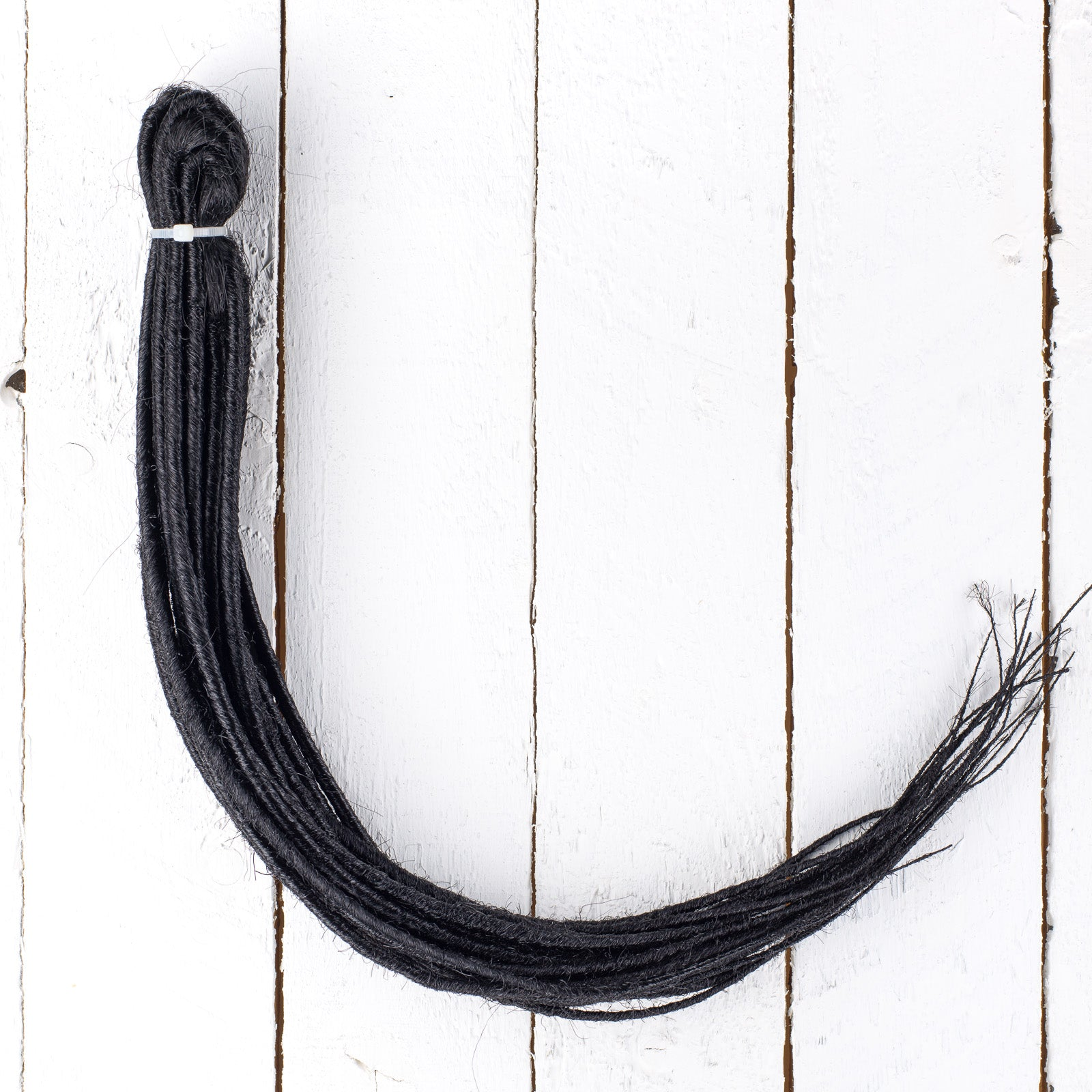 DreadLab Double Ended Dreadlock Extensions Black
