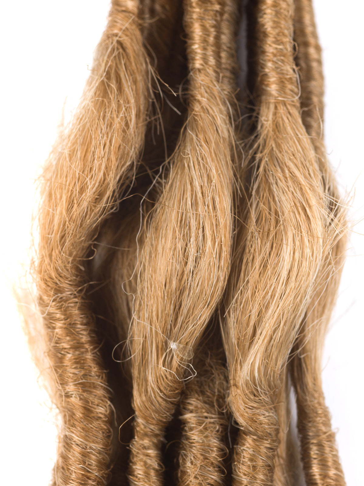 DreadLab - Double Ended Synthetic Dreadlocks (Half Head Kit) Backcombed Extensions