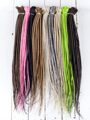 DreadLab Double Ended Dreadlock Extensions