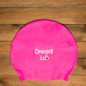 Dreadlab Large Dreadlocks Swim Cap Shocking Pink 2