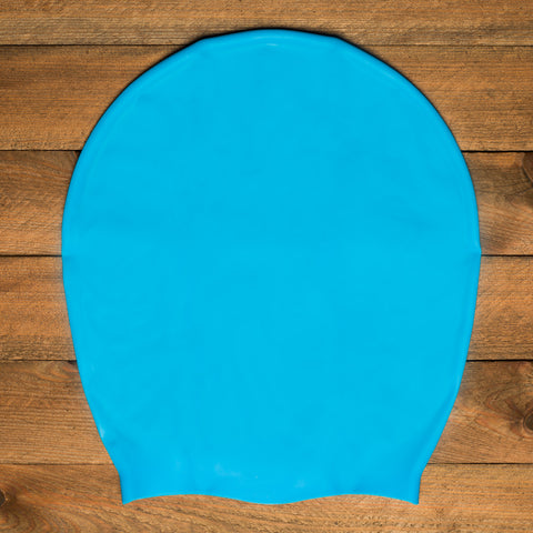 DreadLab Swim Cap XL Pacific Blue 2