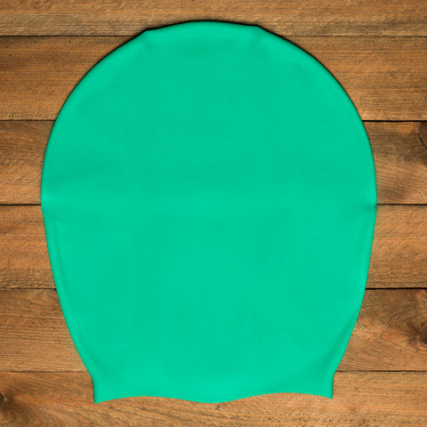 DreadLab Swim Cap XL Caribbean Green 2