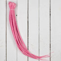 DreadLab Synthetic Dreadlocks Single Ended Pink