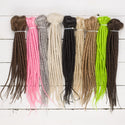 Dreadlab Double Ended Synthetic Dreads Short