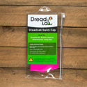 DreadLab - Large Swim Cap (Shocking Pink) Dreadlocks/Braids/Weaves/Extensions