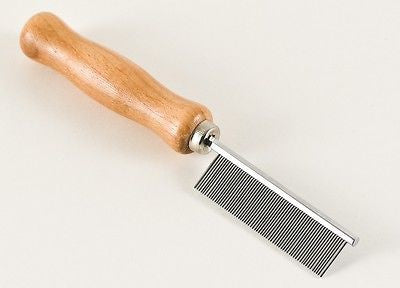Knotty Boy Professional Dreading Comb