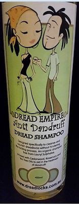 Dread Empire - (Anti Dandruff) Liquid Dreadlocks Shampoo - 400ml