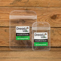 DreadLab - Wood Donut Ring Dread Beads Coffee Colour