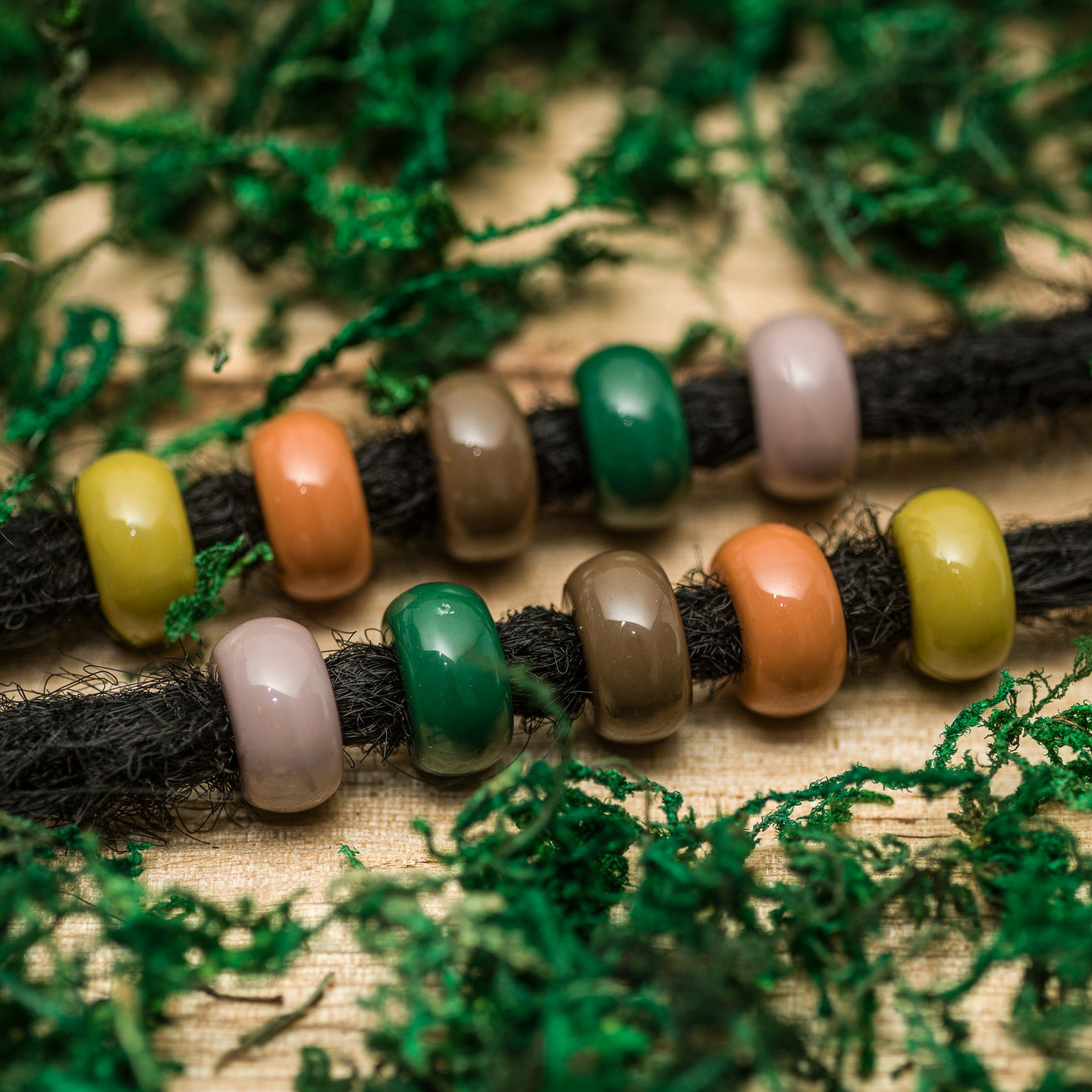 DreadLab - Acrylic Round Dread Beads Mixed Pack