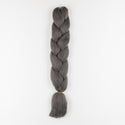"DreadLab - Synthetic Kanekalon Jumbo Braid Hair Single Tone (24""/60cm)"