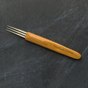 DreadLab - Bamboo Grip Crochet Hook (Many Sizes)