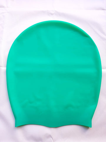 DreadLab Swim Cap XL Caribbean Green